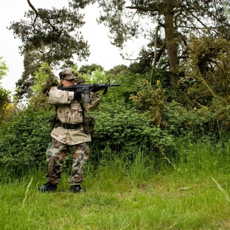 Airsoft Eversley, Hampshire