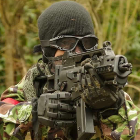 Airsoft Holmbush, West Sussex